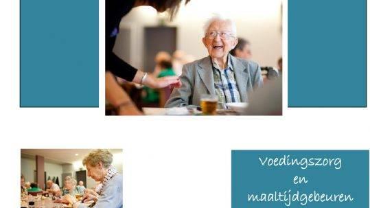 Brochure voedingszorg en maaltijdgebeuren